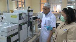 Antisipasi Virus Corona, BPOM Makassar Uji Produk Makanan Asal China