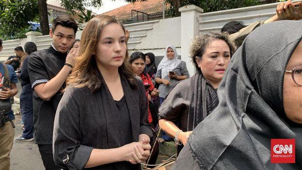 Pemakaman Ashraf Sinclair Tunggu Keluarga dari Malaysia