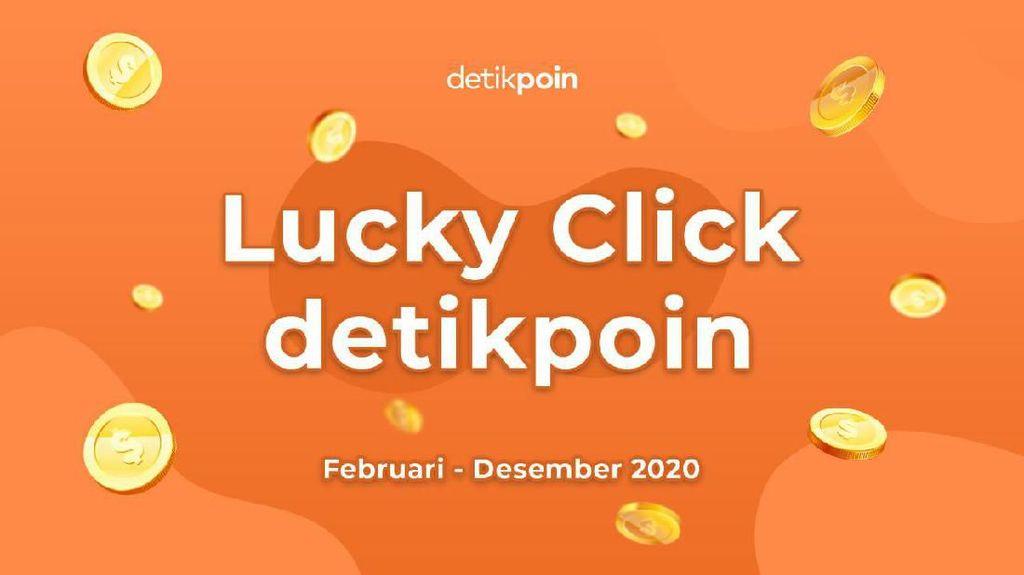 Ikuti Program Lucky Click di detikcom, Hadiahnya Emas hingga Mobil Mewah!