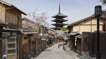 Foto: Jepang yang Kini Sepi Turis