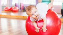 Manfaat Baby Gym, Tingkatkan Perkembangan Kognitif hingga Sensori