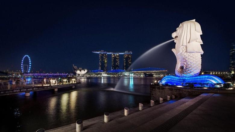 Karena Corona, 0 Turis China ke Singapura