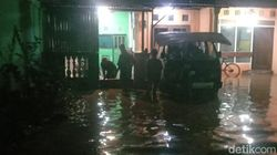 Hujan Deras Bikin Sungai di Probolinggo Meluap, Dua Dusun Kebanjiran