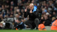 Sekalipun Man City Ditempatkan di League Two, Guardiola Akan Bertahan