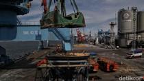 Neraca Dagang RI Surplus (Lagi) US$ 1,27 Miliar