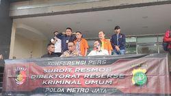 Postingan Ijazah Rektor Palsu Bikin Dosen Ditangkap