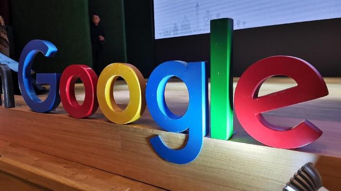 Kepala Pusat Kurikulum dan Pembelajaran Kemendikbud, Awaluddin Tjalla di acara Grow With Google