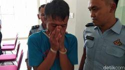 Petugas Kebersihan Selundupkan Narkotik-Ponsel ke Lapas Banceuy