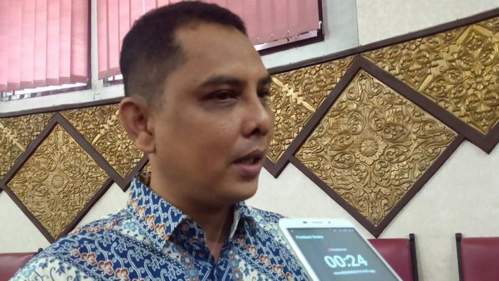 Legislator Padang Budi Syahrial. (Foto: ANTARA/Laila Syafarud)