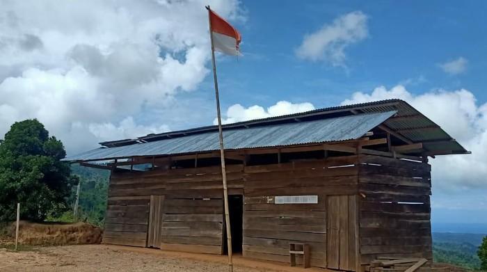 Bangunan Kelas Jauh SDN 1 Matalueno