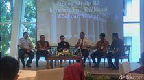 Momen Haru Pilot Batik Evakuasi WNI dari Wuhan: Ayo Mulih Rek, We Love You