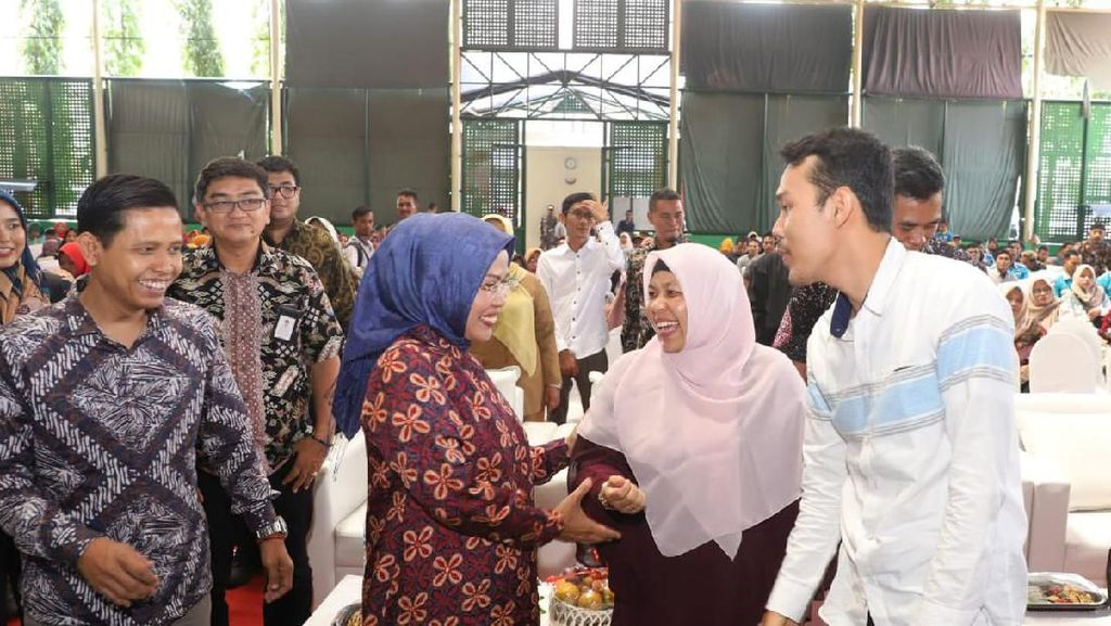 Gandeng Indomaret, Pemkab Serang Latih UMKM untuk Genjot Daya Beli