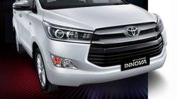 Beli Toyota Innova Kini Bisa Disesuaikan dengan Kantong