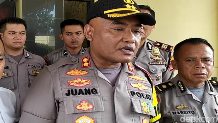 Kapolres Cianjur AKBP Juang Andri Priyanto