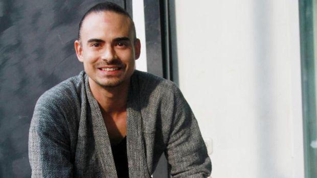 Ashraf Sinclair meninggal dunia diduga karena serangan jantung