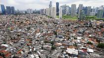 Potret Kepadatan Penduduk di DKI Jakarta