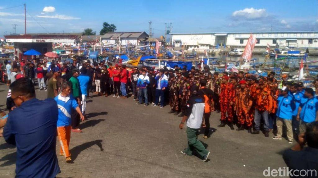 Dimediasi Polisi, Kelompok Massa Urung Demo PLTU Palabuhanratu