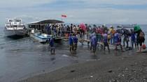 Warga Bali Ramai-ramai Mudik Jelang Hari Raya Galungan