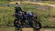 Pembangunan Sirkuit MotoGP Mandalika Capai 40%