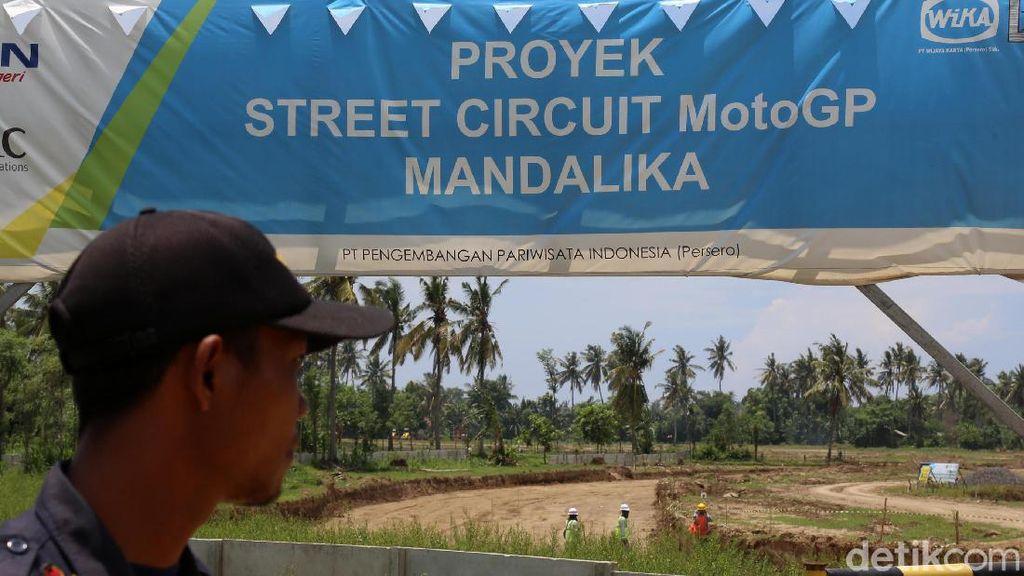 Wush! Sirkuit MotoGP Mandalika Diselimuti 4G