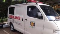 Ambulans Pelat Hitam Kerap Jadi Pahlawan Tanpa Tanda Jasa
