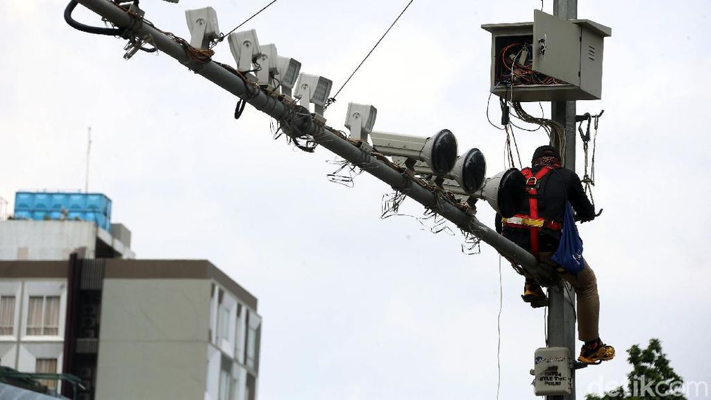 Tilang Elektronik Bakal Diterapkan di Depok