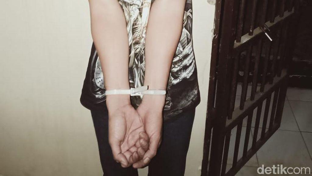 Pelaku Curas di Sumedang Ditangkap Tak Lama Usai Beraksi
