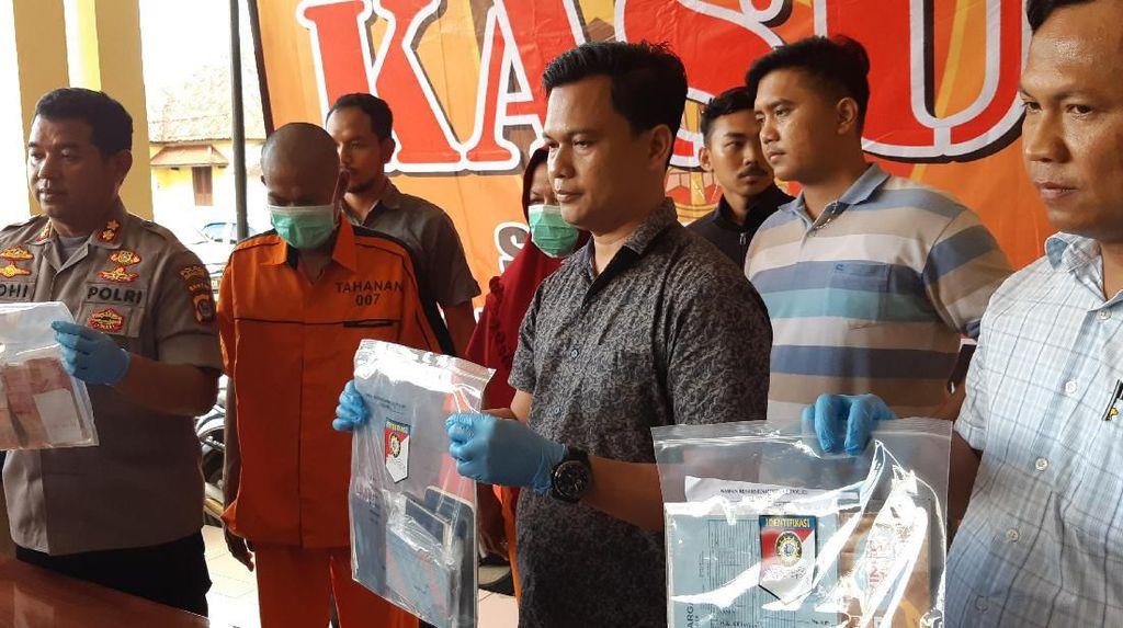 Polisi Tangkap 2 Orang Pelaku Penyalur TKI Ilegal di Serang
