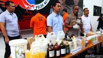2 Orang Peracik di Pabrik Kosmetik Ilegal Depok Adalah Lulusan Farmasi