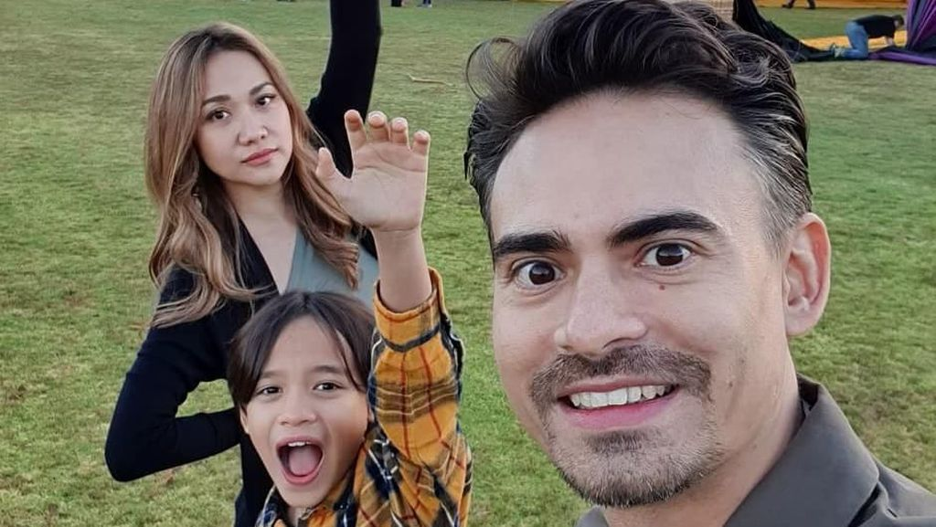 7 Harian Ashraf Sinclair, BCL Diminta Siap Jadi Ayah Juga Ibu untuk Noah