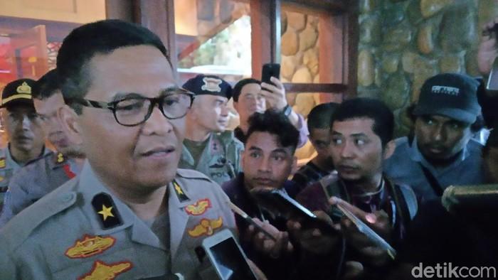 Karo Penmas Divisi Humas Polri Brigjen Argo Yuwono (Saiman/detikcom)