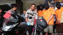 3 Anak di Tulungagung Curi Motor dengan Ilmu Otomotif yang Dimiliki