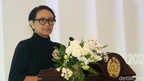 Menlu Retno Intens Beri Semangat Saat Menhub Budi Karya Positif Corona