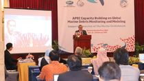 KKP-APEC Gelar Pelatihan SDM, Targetkan Kurangi Sampah Laut 70%