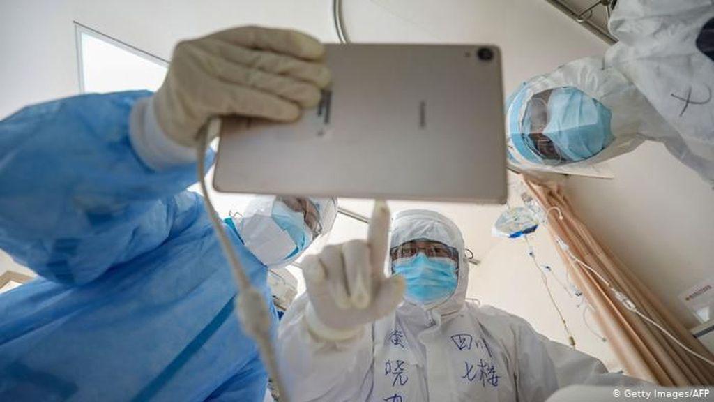 Jumlah Kasus Baru Corona di China Sentuh Angka Terendah Sejak Januari