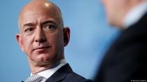 Rekor Baru, Kekayaan Jeff Bezos Nyaris Rp 2.459 Triliun