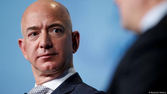 Pendiri Amazon Jeff Bezos Sumbang US$ 10 Miliar Untuk Penelitian Iklim