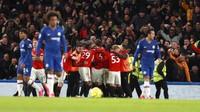 Tiga Poin yang Penting untuk Man United