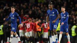 Chelsea Vs Man United: Dua Gol Dianulir VAR, The Blues Takluk 0-2