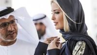 Pakai Kerudung Saat di Dubai, Ivanka Trump Jadi Kontroversi
