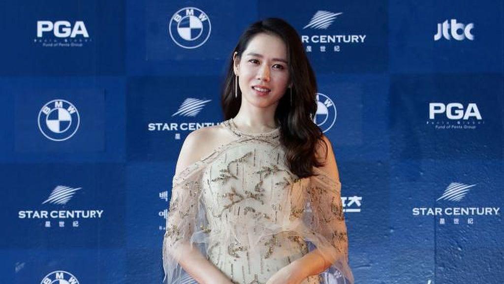 Cantiknya Son Ye Jin Crash Landing On You Pakai Gaun bak Dewi