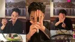 Suka Kulineran, Kai EXO Live Streaming Sambil Mukbang ala Youtuber