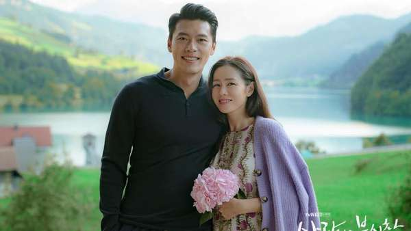 Kemesraan Hyun Bin dan Son Ye Jin di Episode 16 Crash Landing On You