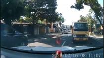 Dihadang Pemobil Santuy, Sopir Truk Dinas PUPR Klaten Akhirnya Disanksi