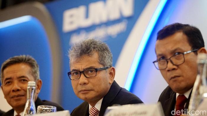PT Bank Rakyat Indonesia Tbk (BRI) menyetujui pembayaran dividen sebesar 60% dari laba bersih tahun 2019 atau Rp 20,6 triliun (sekitar Rp 168,1 per lembar saham).
