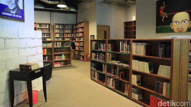 Freedom Institute, Tempat Cozy Buat Mengerjakan Skripsi