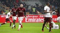 AC Milan Vs Torino: Gol Tunggal Rebic Menangkan Rossoneri
