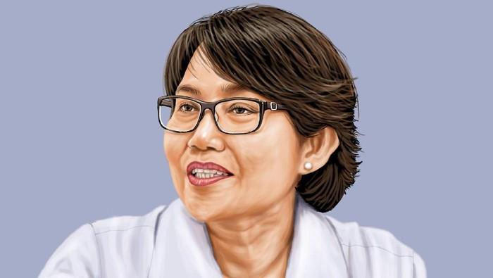 Dr Geni Rina Suharyo, M.sc, pakar keselamatan reaktor nuklir Batan