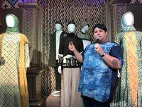 Ivan Gunawan Bocorkan Desain dan Warna Mahkota Miss Grand Indonesia 2020