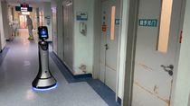 Ini Xiao Bao, Robot Perawat Pasien Virus Corona di China